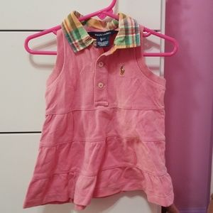 Ralph lauren NWT dress! Size 2T